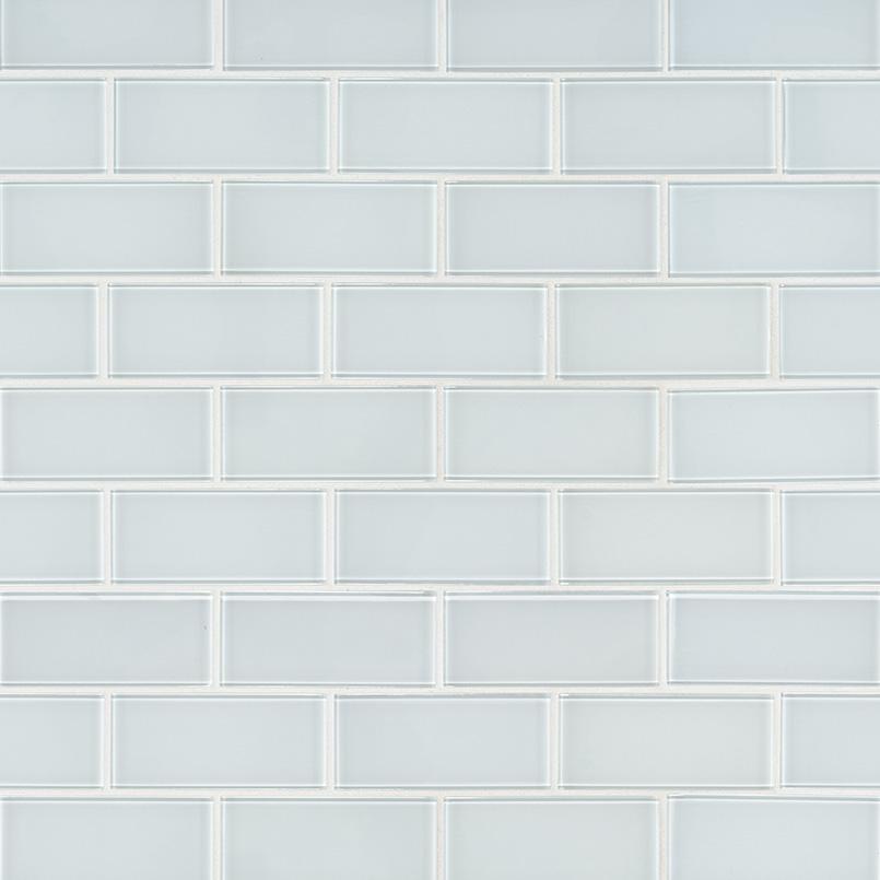 Ice Subway Tile 3x6x8mm