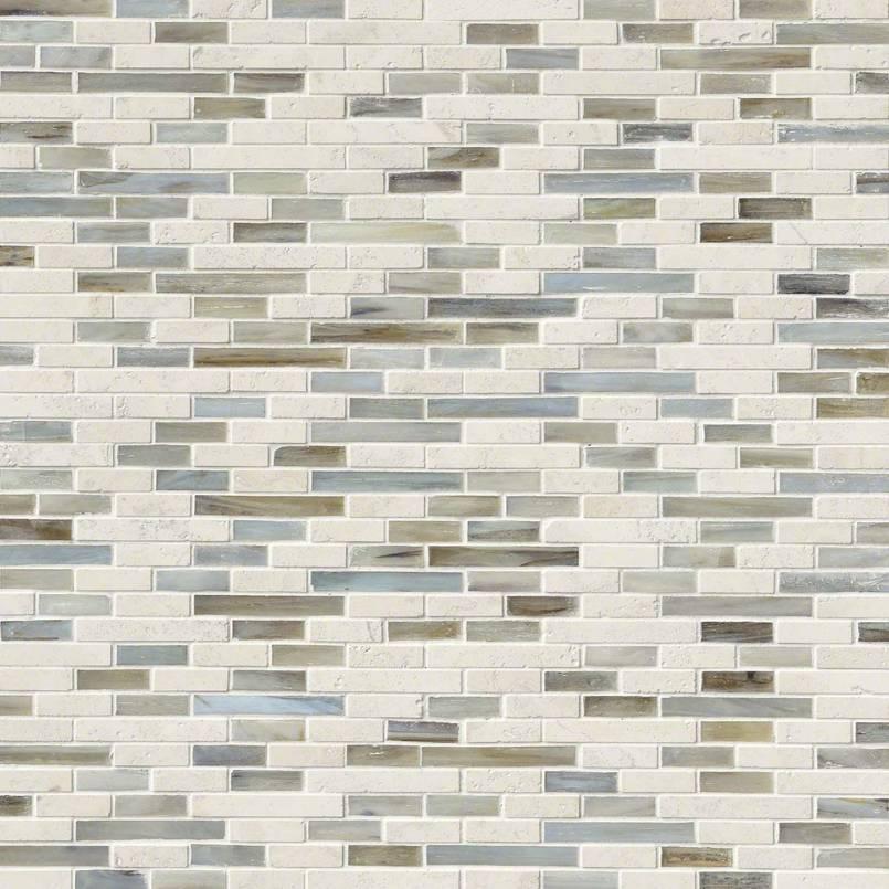 Kaledo Blend Interlocking Pattern 6mm