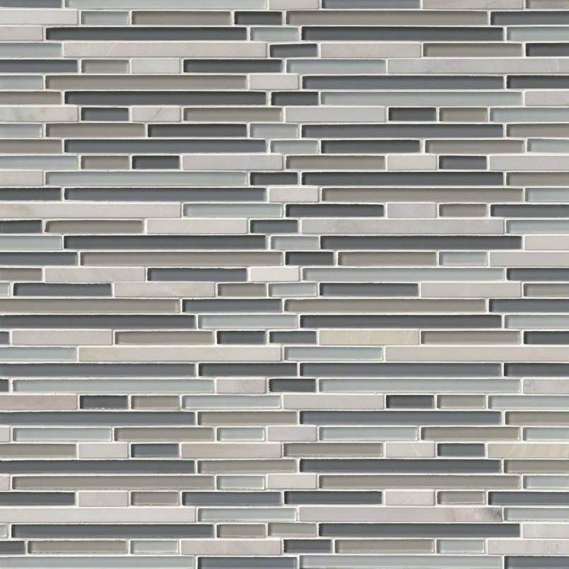 Keystone Blend Interlocking Pattern 8mm