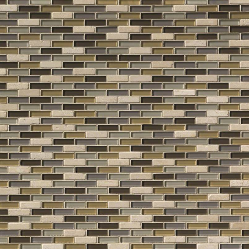 LUXOR VALLEY BRICK PATTERN 8MM