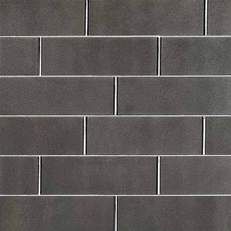 Metallic Gray Glass Subway Tile Subway Tile Collection