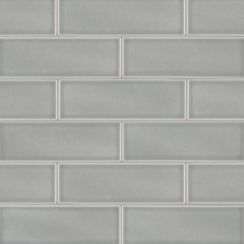 Morning Fog Subway Tile 4x12