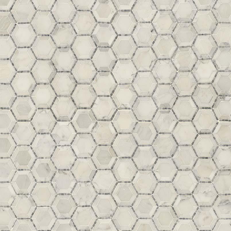 "Telaio 2"" Hexagon Honed"