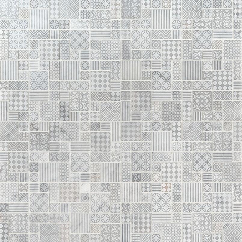 Tetris Blanco 10mm