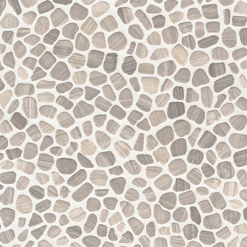 White Oak Pebbles Tumbled 10mm