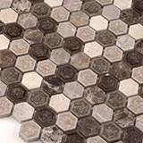 "Kensington 1"" Hexagon 8mm"