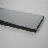 METALLIC GRAY SUBWAY TILE 3X6