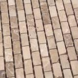 Noce Chiaro Mini Brick 10mm