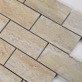 Pietra Venata Sand Subway Tile 2x4