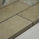 Pietra Vezio Beige Subway Tile 2x4