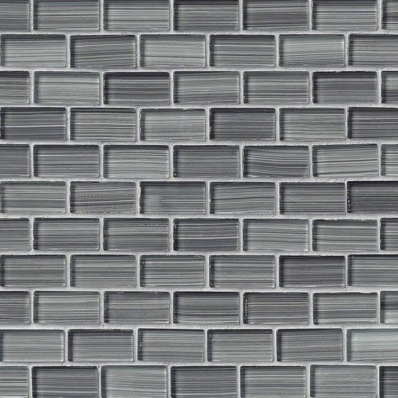Winter Grey Brick 1x2x8mm