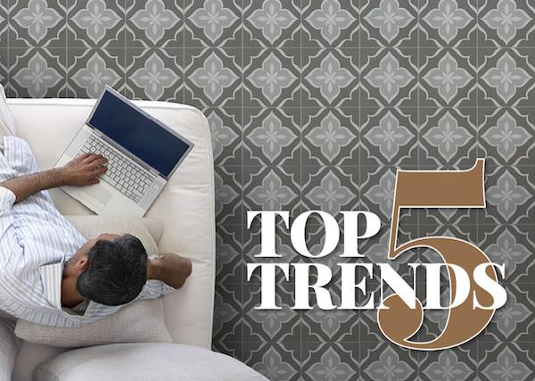 Top 5 Design Trends