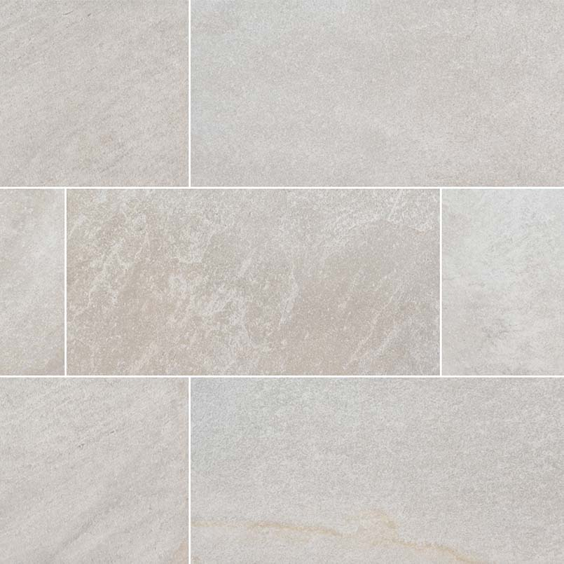 Brixstyle Blanco Porcelain Tile