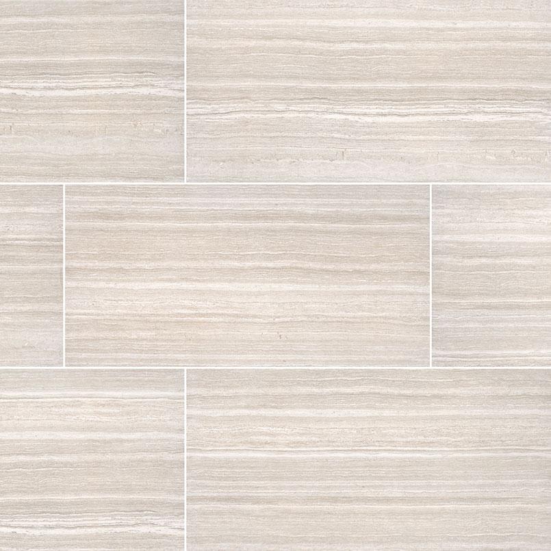 Charisma White Essentials Ceramic Tile