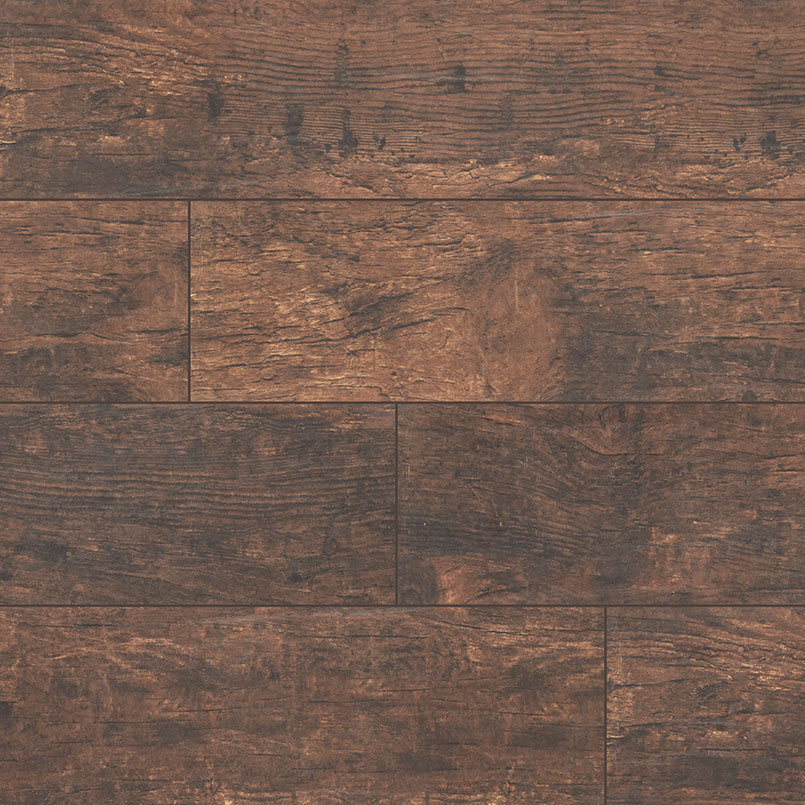 Redwood Mahogany Porcelain Tile