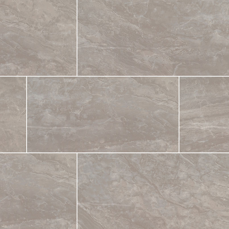 Pearl Porcelain Tile Pietra Collection Msi