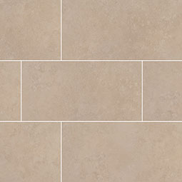 Travertino Beige Porcelain Tile