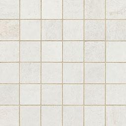 Blanc 2x2 Matte Mosaic
