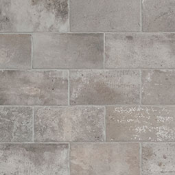 Brickstone Brickstone Taupe 5x10 Brick Look Porcelain Tile