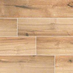 Palmetto Cognac Wood Look Porcelain Tile