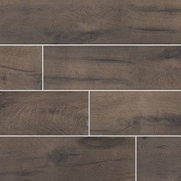 Cottage Wenge Wood Look Porcelain Tile