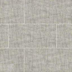TekTile CrossHatch Gray Porcelain Tile