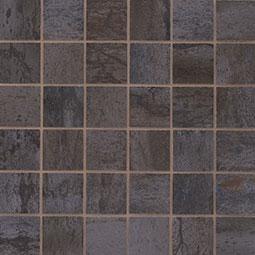 Iron 2x2 Matte Mosaic