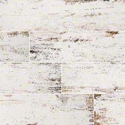 Vintage Lace - White tile - Wood Look Porcelain Tile