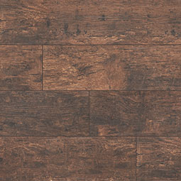 Mahogany Redwood Porcelain Wood Look Tile