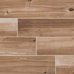 Saddle Havenwood Porcelain Wood Look Tile