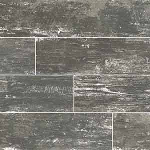 Silver Vintage Porcelain Wood Look Tile