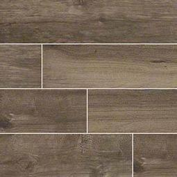 Palmetto Smoke Wood Look Porcelain Tile