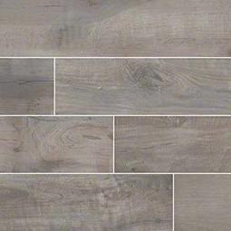 Country River Stone Wood Look Porcelain Tile