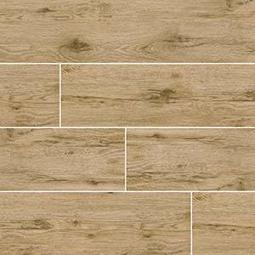 Taupe Celeste Ceramic Wood Tile