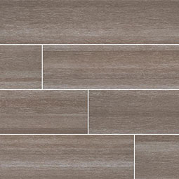 Taupe Turin Ceramic Tile That Looks Like Wood