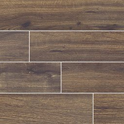 Palmetto Walnut Wood Look Porcelain Tile