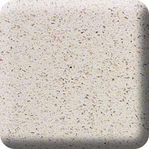 Almond Cream Engineered Quartz Countertop