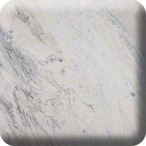 Arabescus White Marble Countertop