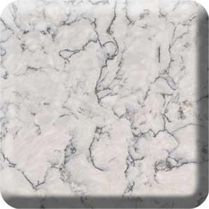 Blanca Arabescato™ - Quartz Countertop Color Countertop