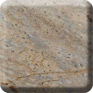 Golden River Granite Countertop