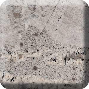 Gray Nuevo Granite Countertop