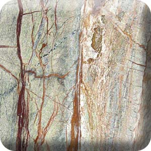 Rain Forest Marble Countertop