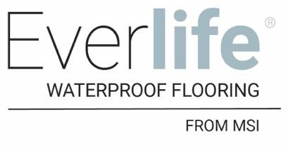 Everlife waterproof flooring from MSI