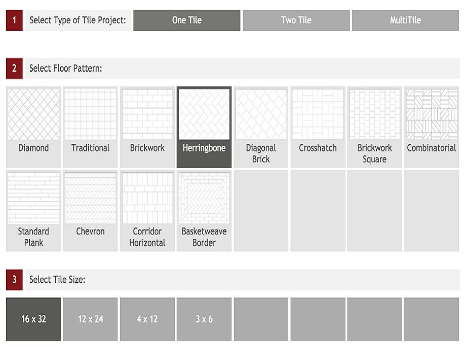 press releases  floor pattern