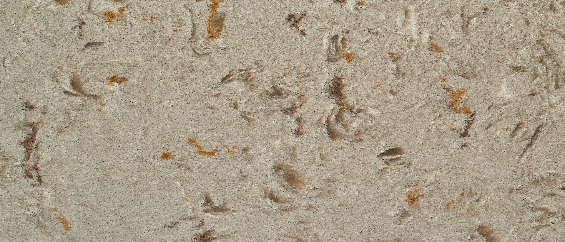 Chantilly Taupe Quartz