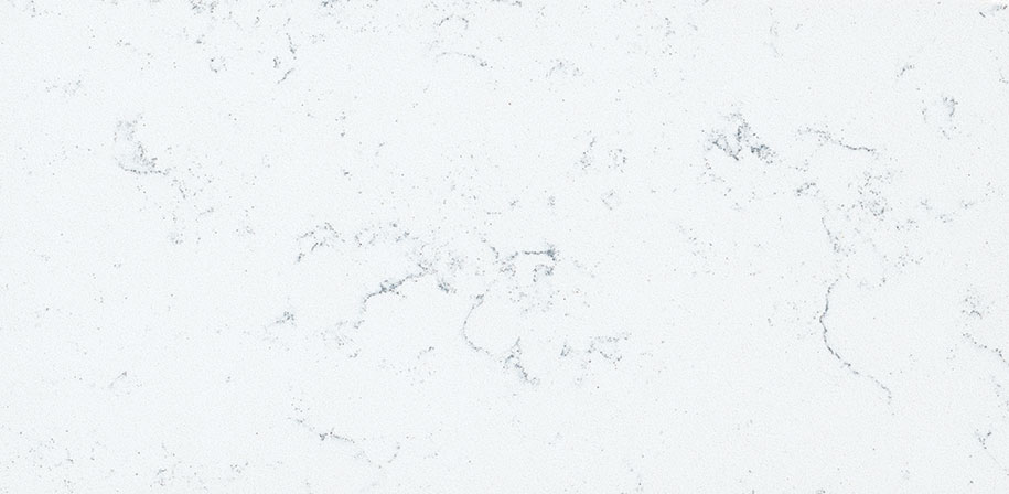 FAIRY WHITE<sup>&#8482</sup> - Quartz White Marble Looks CloseUp