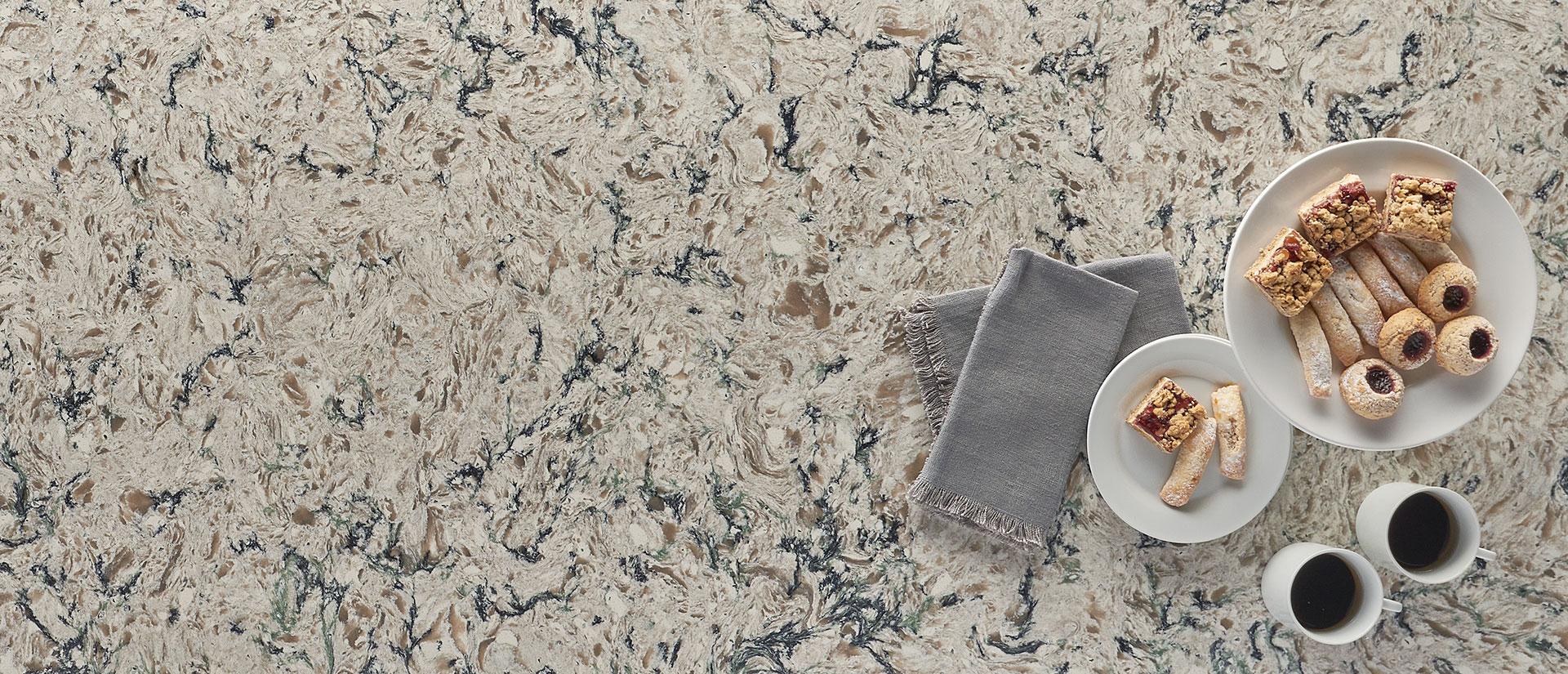 Pacific Salt Quartz Vignette