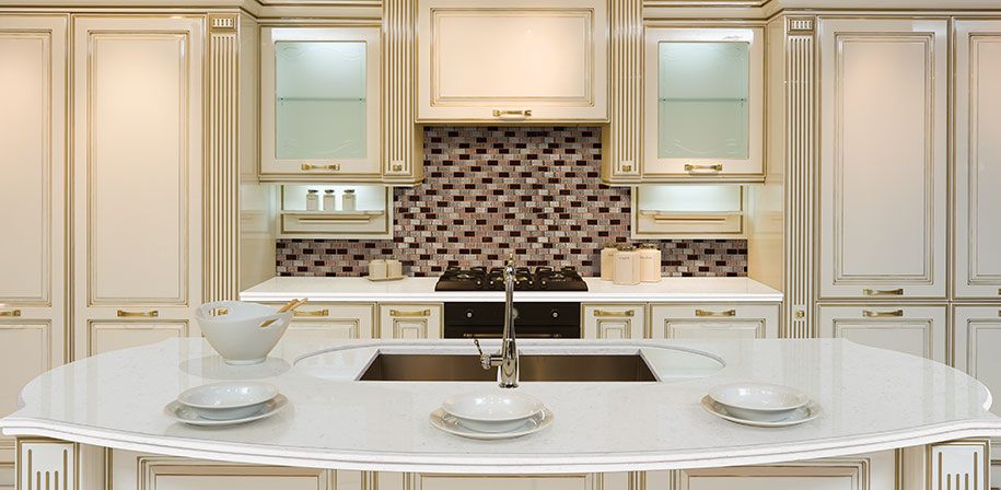 Blanca Statuarietto Quartz White Marble Countertop