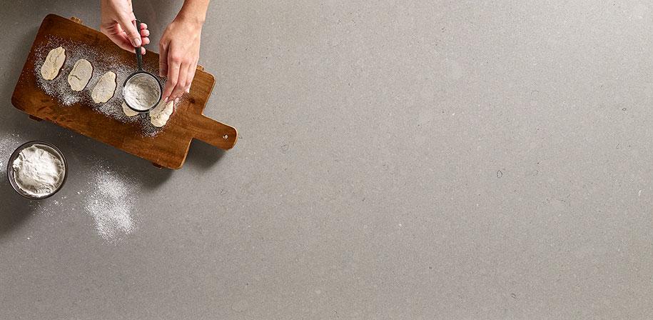 Fossil Gray Quartz Countertops Q Premium Natural Quartz