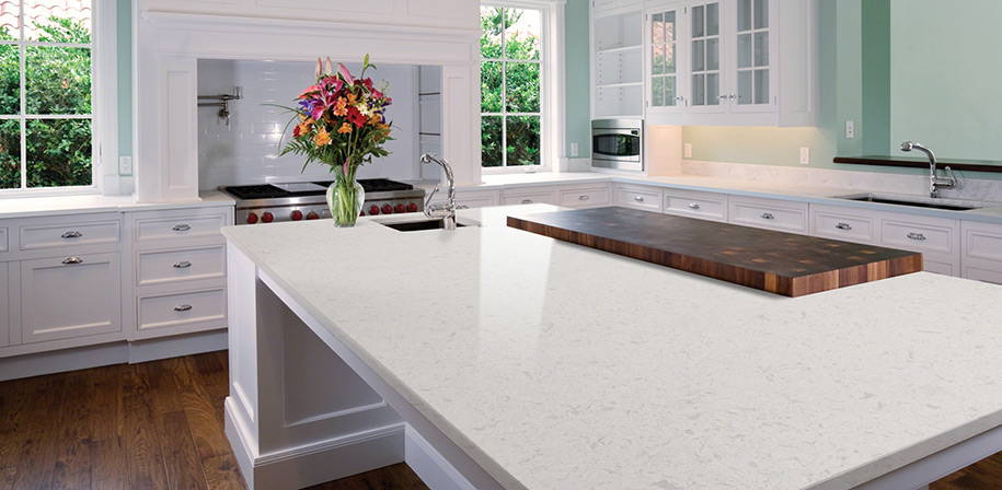White Quartz Countertops | White Quartz Collection | Q ...